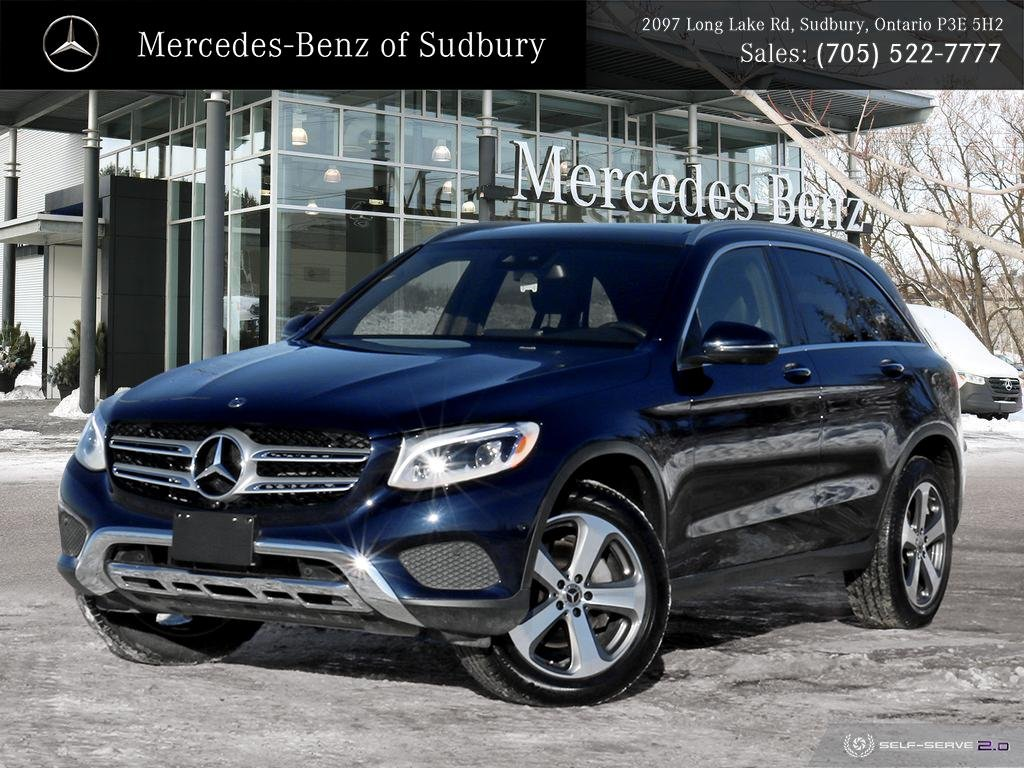 Pre-Owned 2019 Mercedes-Benz GLC 300 4MATIC
